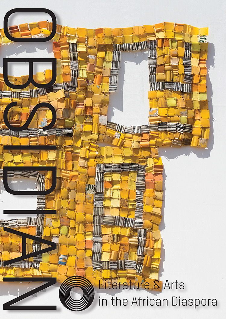 Front Cover Art: Serge Attukwei Clottey, Nothing Else Matters