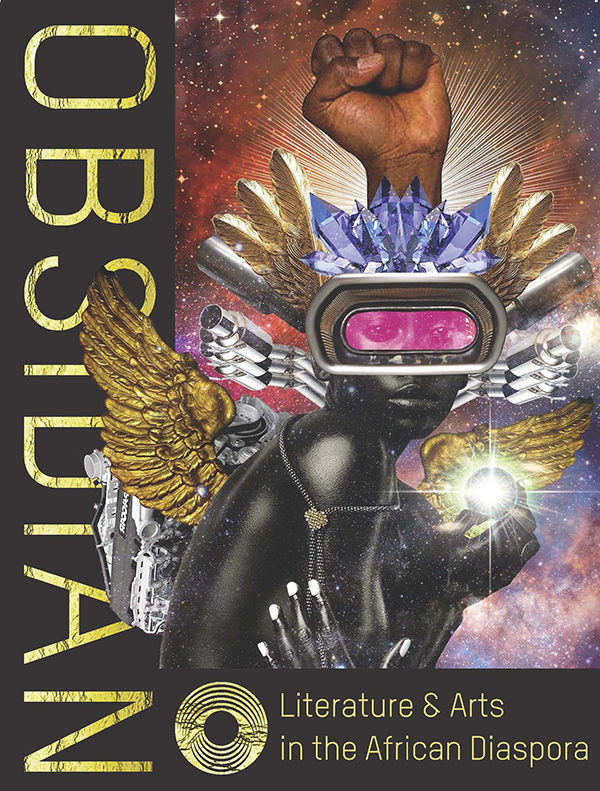 Cover Art: Stacey Robinson, The Harbinger